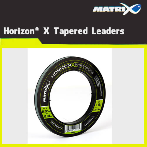 Horizon X Tapered Leaders