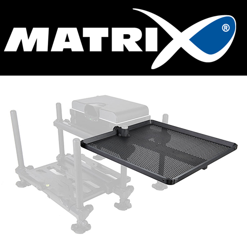 Self-Supporting Side Tray